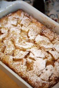 french toast casserole - hillary bakes for christmas brunch ever year but better pin in case she doesn't make it. it's my fave:)