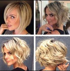Graduated bob hairstyles are perfect for every woman and they are a definitely gorgeous idea for ladies who want to get a new style by changing their haircut. Graduated Long Bob Cut Graduated bob hairstyles would look really nice… Continue Reading → Graduated Bob Hairstyles, Short Bob Hairstyles, Pretty Hairstyles, Bob Haircuts, 2015 Hairstyles, Trending Hairstyles, Medium Hair Styles, Curly Hair Styles, Cute Short Haircuts