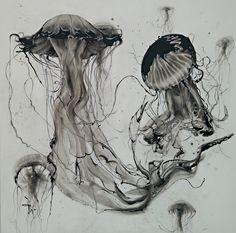Dancers - Art Gallery Black& White