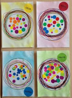 Kindergarten Art Projects, Kindergarten Activities, Activities For Kids, Yayoi Kusama, Kandinsky, Remembrance Day Art, Fall Arts And Crafts, Dot Day, Fall Art Projects