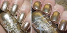 Golden-I by Sally Hansen