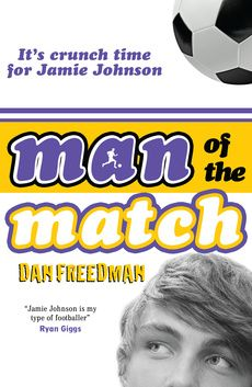 Man of the Match / Available at www.BookLodge.com - Lowest Priced Chinese and English Online Bookstore for Children and Parents Worldwide!