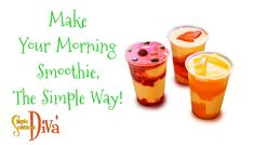Prep Today For The Week! Make Your Morning Smoothie, The Simple Way simplesoluti… Prep Today For The Week! Make Your Morning Smoothie, The Simple Way simplesolutionsdi… Good Smoothies, Breakfast Smoothies, Frozen Smoothie Packs, Kids Meals, Easy Meals, Cooking With Kids, Simple Way, Smoothie Recipes, Food Videos