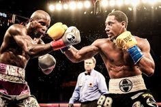 """Courtesy of Amanda Westcott with AK Collective/Showtime     Twenty-eight year old professional boxer, Demetrius """"Boo Boo"""" Andrade (Prov..."""