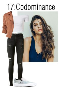 """Teen Wolf"" by teddy-bear-princess on Polyvore featuring Mode, rag & bone, Vans und Promod"