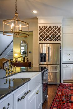 Feel inspired by the construction of each home developed by Southern Living House Plans and customized details by home buyers. Browse many more beautiful homes built by The British Builder. Modern Farmhouse Lighting, Farmhouse Light Fixtures, Southern Kitchens, Southern Homes, Custom Builders, Home Builders, Gable House, Southern Living House Plans, Home Improvement Contractors
