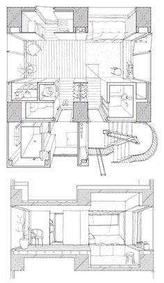 Tatsumi Apartement House, Tokyo / Hiroyuki Ito Architects, Masao Nishikawa ·