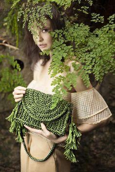 Horizonte Reluz • CM530 • Várias cores {clica pra ver!} - Catarina Mina   Bolsas de Crochê feitas a mão