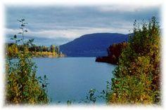 Meziadin Lake Provincial Park campground