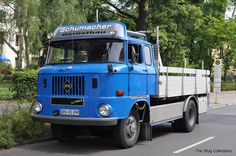 Ifa - Schumacher - D Rc Cars And Trucks, Old Trucks, Fire Trucks, East German Car, Old Lorries, 4x4, Heavy Truck, Car Brands, Commercial Vehicle