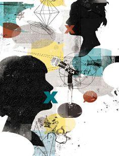Kelly Schykulski + Colagene, Illustration Clinic