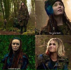 dear lord I wish this really happened The 100 Cast, The 100 Show, It Cast, Lexa The 100, The 100 Clexa, Bellarke, Movies Showing, Movies And Tv Shows, Series Movies