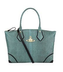 View the Frilly Snake Tote