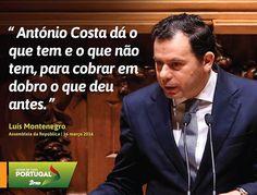 Luís Montenegro, Líder Parlamentar do Partido Social Democrata, no encerramento do debate na especialidade do Orçamento de Estado para 2016, na Assembleia da República. #PSD #acimadetudoportugal