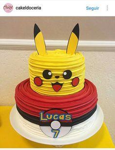 Pokemon – Modern Pokemon The post Pokemon – Modern appeared first on Poke Ball. Festa Pokemon Go, Pokemon Cakes, Bolo Pikachu, Pikachu Cake, Pikachu Pikachu, Pokemon Themed Party, Pokemon Birthday Cake, Birthday Cupcakes
