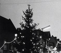 Kerkstraat by night (4) Hilversum