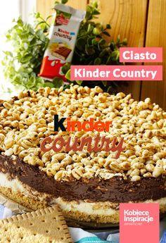 Ciasto Kinder Country