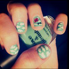 Cute nails! :)