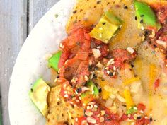 @The Healthy Apple's gluten-free, dairy-free baked nachos #superbowl