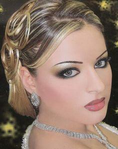 Maquillage libanais oriental pour un mariage - Photo 2