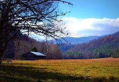Cataloochee Valley - Waynesville, NC.  ©GSPayne 2015