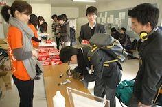 エッグドロップ甲子園2012 エッグプロテクター受付開始! #エッグドロップ #eggdrop High School Students, Science, Japan, Science Comics