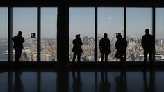 """The new view from the """"One World Trade Center"""" / New York / Quelle: reuters"""