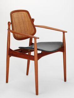 Arne Vodder dining chair, ca.1950s.