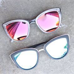 Quay My Girl Sunglasses in black or coffee