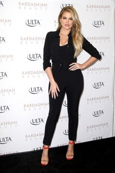 Here's the Exact Workout Khloé Kardashian Does With Her Personal Trainer. #celebrity #workouts