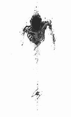 manga and ajin image Ajin Manga, Ajin Anime, Manga Art, Anime Art, Demi Human, Dark Art Drawings, Dark Art Illustrations, Arte Obscura, Manga Collection