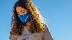 Protect each other. Protect the ocean. That's the philosophy behind our reusable and sustainable face masks and support frames.As the COVID-19 pandemic continues, our crews are finding more and more single-use PPE in the ocean durin...