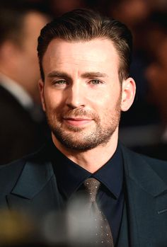 "crboston: ""Chris Evans attends the premiere of Radius and G4 Productions' ""Before We Go"" at ArcLight Cinemas on September 2, 2015 in Hollywood, California. """