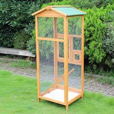 "Pawhut 65"" Aviary Bird Cage - Items Under $150"