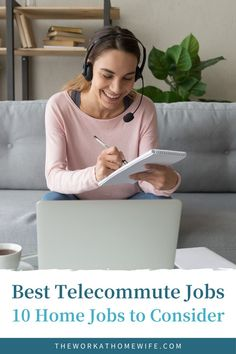 Thinking about looking for remote work? In this article, you'll learn about the benefits of this type of work, how much you can get paid, and the best telecommute jobs to look for. | The Work at Home Wife Kelly Services, Teaching Credential, Typing Skills, Best Savings, Flexible Working, Online Tutoring, Job Opening, Work From Home Jobs, Online Jobs