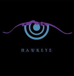 hawkeye symbol avengers - Google Search