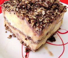 Torta de sorvete com Bis   Doces e sobremesas > Receitas de Sorvete   Receitas Gshow