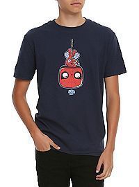 Spiderman Pop T-shirt by Funko, Hot Topic exclusive