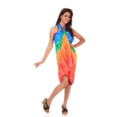 Laleela tie dye Pareo, sarong, beach sarong, beach pareo, beach wraps, beach wedding dress.  www.laleela.com