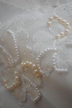 Bordado de perlas