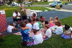 more backyard bible club tips for lifegroups or small groups