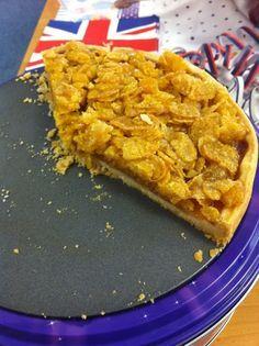 Cornflake jam tart recipe - simple, nostalgic & delicious!