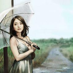 'rainy day'   2010. painter10