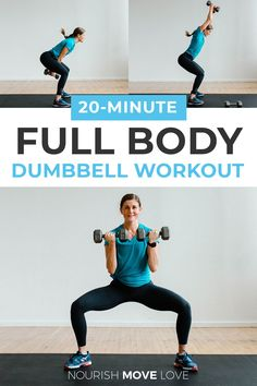 20-Minute Full Body HIIT Workout