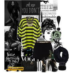 """""""Back to black"""" by kayechristilmiguelle on Polyvore"""