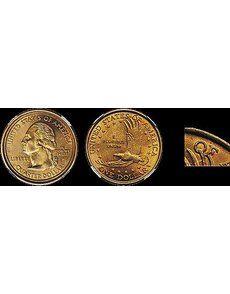 2015 D Eisenhower Presidential Dollar Set PCGS MS67 Position A/&B 2 Coin Set