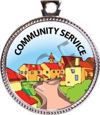 Community Service, Silver Disk