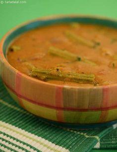 Sambhar ( Desi Khana) recipe | How to make Sambar | by Tarla Dalal | Tarladalal.com | #1557