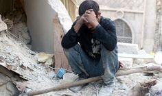 أهالي حلب: نريد الخروج من الجحيم: أعلن مكتب الأمم المتحدة لتنسيق المساعدة الإنسانية، أن الأحياء الشرقية الخاضعة لسيطرة المعارضة في مدينة…