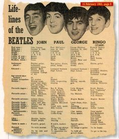 since mainly photos + real facts about the history of THE BEATLES! (and John is my light! Richard Starkey, Love Me Do, Recorder Music, The Fab Four, Band Memes, Yellow Submarine, Ringo Starr, George Harrison, Paul Mccartney